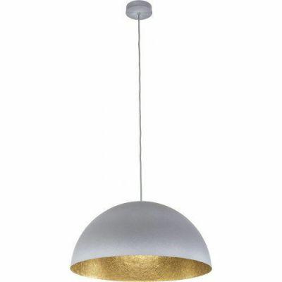 PENDUL SFERA GRI-AURIU 30 cm 30147 SIGMA