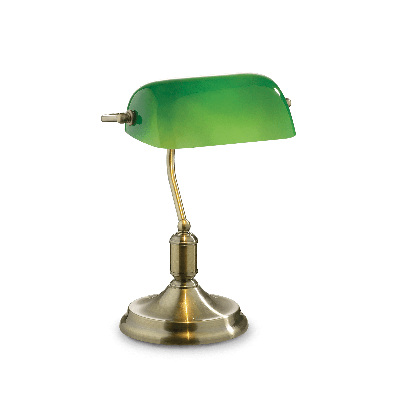LAMPA DE BIROU LAWYER TL1 BRUNITO IDEAL LUX