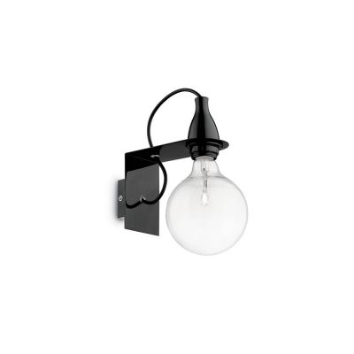 Aplica Minimal Black AP1 Ideal Lux
