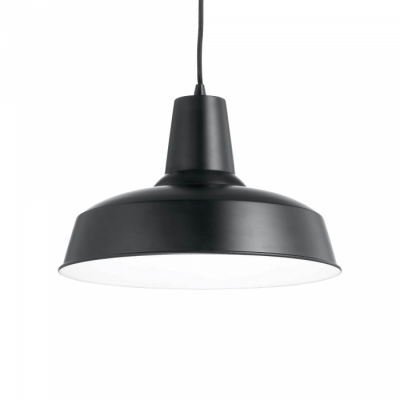 PENDUL MOBY SP1 NERO IDEAL LUX