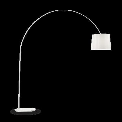 LAMPADAR DORSALE PT1 TOTAL WHITE IDEAL LUX