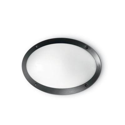 Plafoniera MADDI-1 AP1 NERO 096704 Ideal Lux