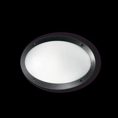 APLICA MADDI-1 AP1 NERO IDEAL LUX
