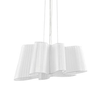 Pendul SMUG SP1 BIANCO 110684 Ideal Lux