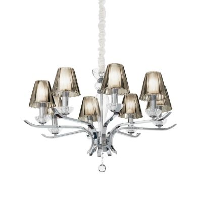 Candelabru EVENT SP8 CROMO 115849 Ideal Lux