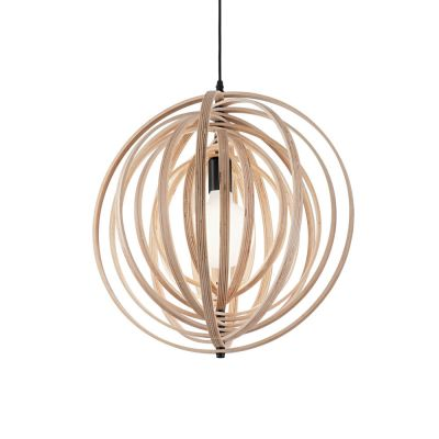 Pendul Disco Sp1 Legno 138275 Ideal Lux