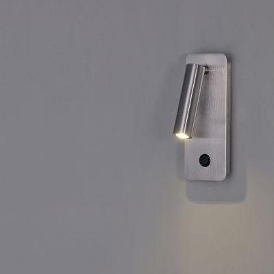 APLICA ARON NIQUEL SATIN 3W LED