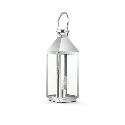 LAMPA DE MASA MERMAID TL1 BIG CROMO IDEAL LUX