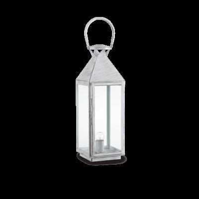 LAMPA DE MASA MERMAID TL1 BIG BIANCO ANTICO IDEAL LUX