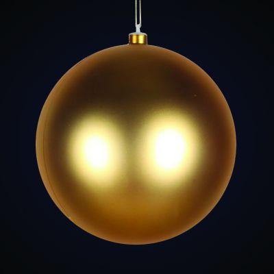 Produs decorativ tip Glob d=20cm auriu mat