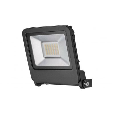 Proiector cu led 30 W negru lumina neutra Radium Ledvance