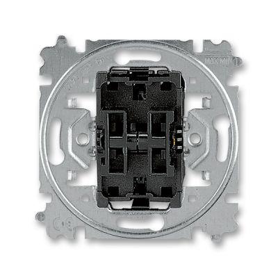 Insertie comutator cap-scara cu clema