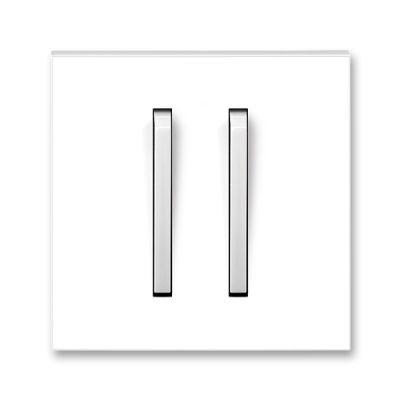 Clapeta comutator alb/alb fresh Neo