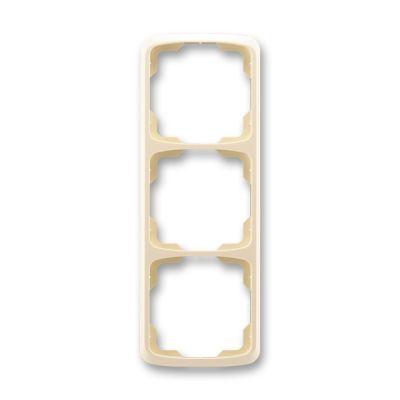 Rama tripla verticala ivoire Tango