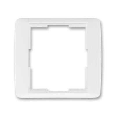 Rama simpla alb/alb Element
