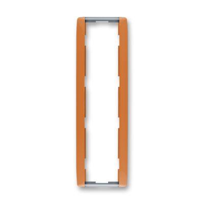 Rama 4 aparataje verticala caramel/gri translucid Element