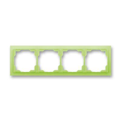 Rama 4 aparataje orizontala verde fresh Neo