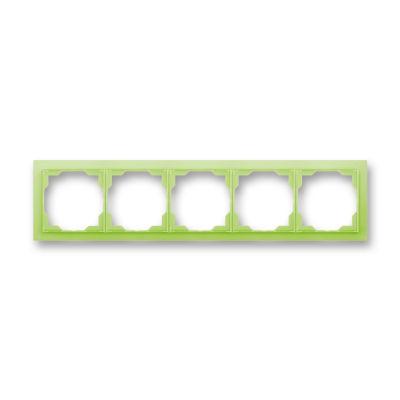 Rama 5 aparataje orizontala verde fresh Neo