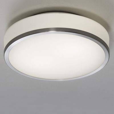 PLAFONIERA OCTOBER NIQUEL SATIN 24W LED