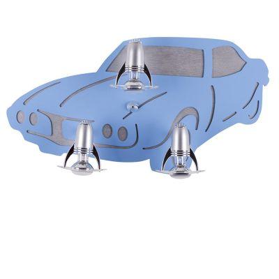 Plafoniera Auto III Blue 4058 Nowodvorski