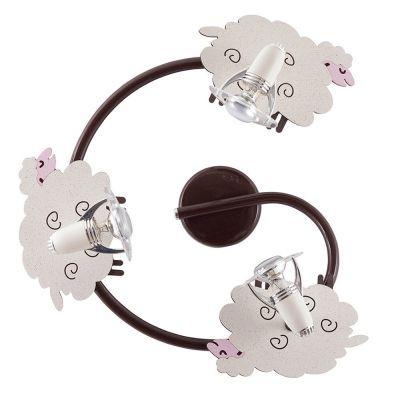 Plafoniera Sheep III 4107 Nowodvorski