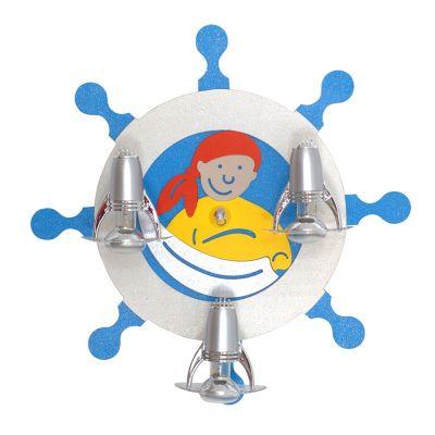 Plafoniera Pirate Helm III 4834 Nowodvorski