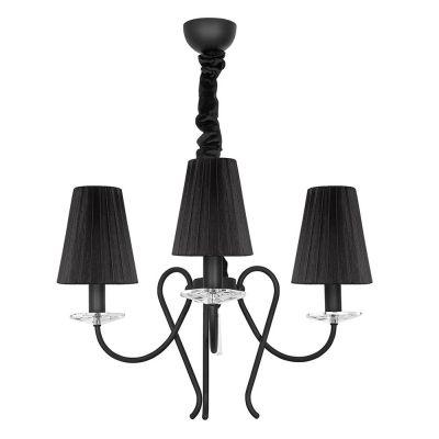 Candelabru Tropea Black 5206 Nowodvorski