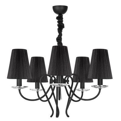 Candelabru Tropea Black 5207 Nowodvorski