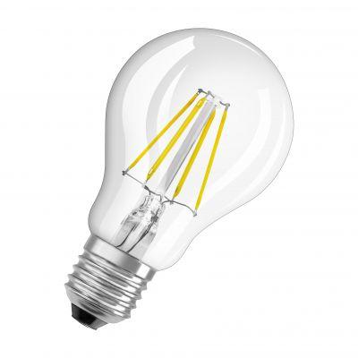 Bec cu led clasic FIL E27 4W/827 220-240V Osram 36393