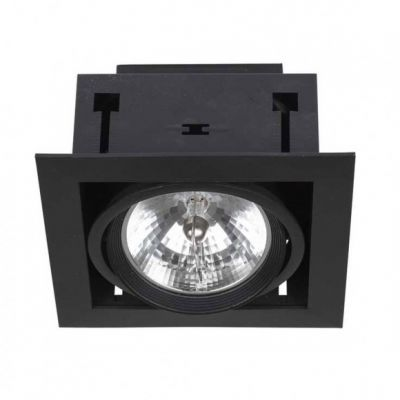 SPOT DOWNLIGHT BLACK