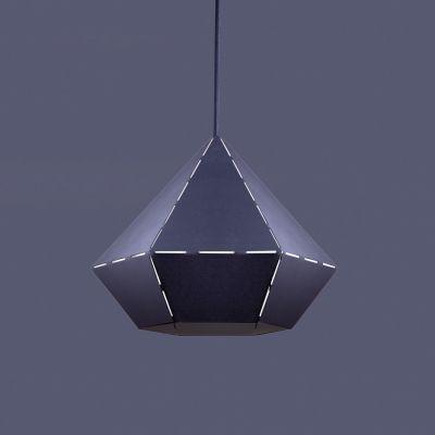 LUSTRA DIAMOND BLACK XS