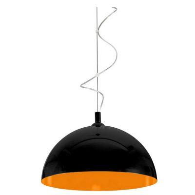 Pendul Hemisphere Black-Orange L 6373 Nowodvorski