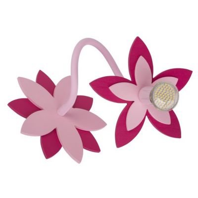 APLICA FLOWERS PINK