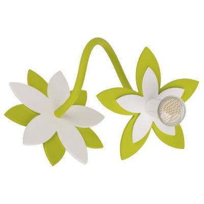 APLICA FLOWERS GREEN