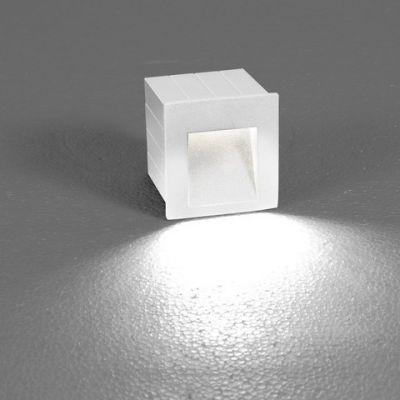 APLICA INCASTRABILA STEP LED WHITE
