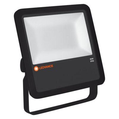 Proiector cu led 90 W negru lumina neutra Ledvance