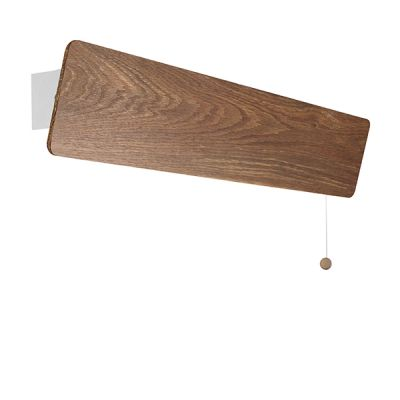 APLICA OSLO, SMOKED OAK COLOR, 1xT8 LED, 11W INCL.