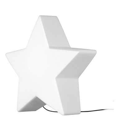 LAMPA DE GRADINA STAR WHITE, 1xE27, IP44