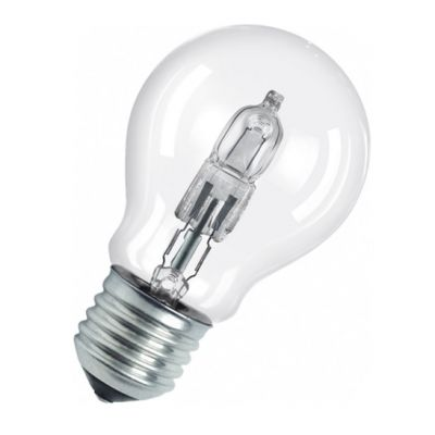 Bec clasic halogen Eco E27 20W 230V dimabil Osram 27163