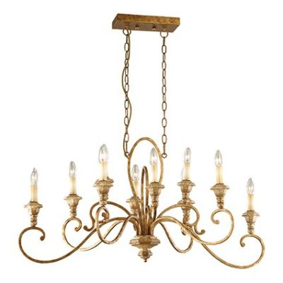 CANDELABRU CORTINA SP10