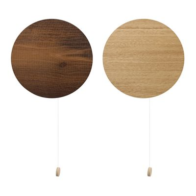 APLICA MINIMAL, SMOKED OAK COLOR, 1xG9