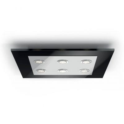 Plafoniera cu LED 6X4.5W MATRIX 40927/30/16