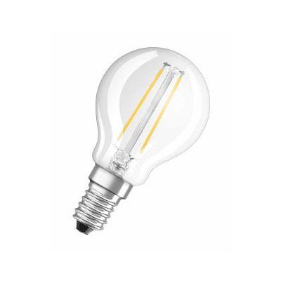Bec cu led sferic FIL E14 4W/827 230V Osram 41670