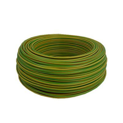 CABLU FY 2.5 galben verde
