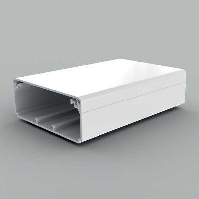 Canal cablu PVC cu capac,100x40,alb