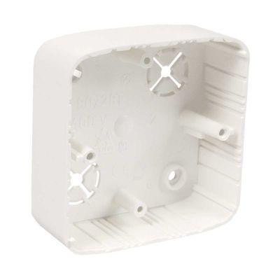 Doza pentru 1 aparat tip ABB Tango; 80,5x80,5x28 mm LK 80X28 T