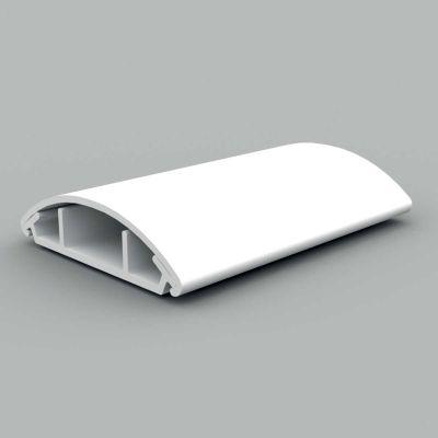 Canal cablu PVC de pardoseala, 50x14, gri inchis