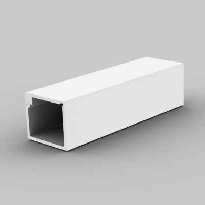 Canal cablu PVC cu capac lateral