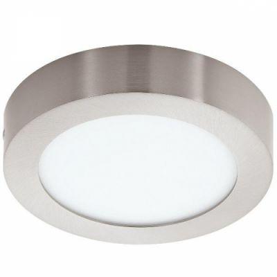 PLAFONIERA  FUEVA 1 LED 12W 1350 Lm 4000K 170 mm, NICHEL MAT  EGLO