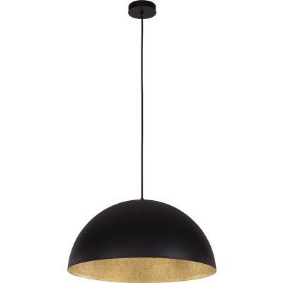 LUSTRA SFERA BLACK-GOLD 90 30125 SIGMA